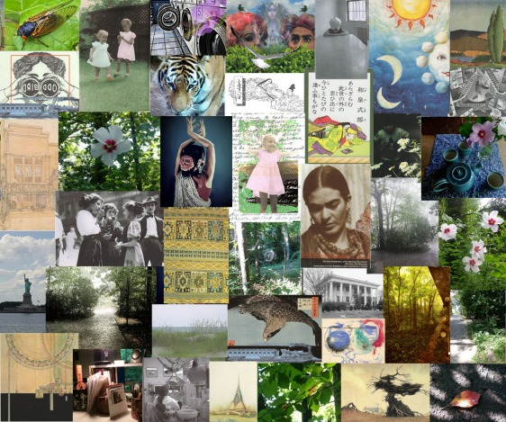 postcards sent collage 2016