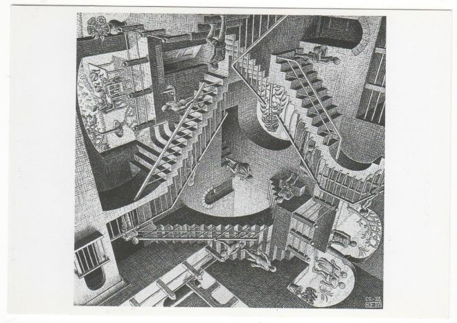stairs maze