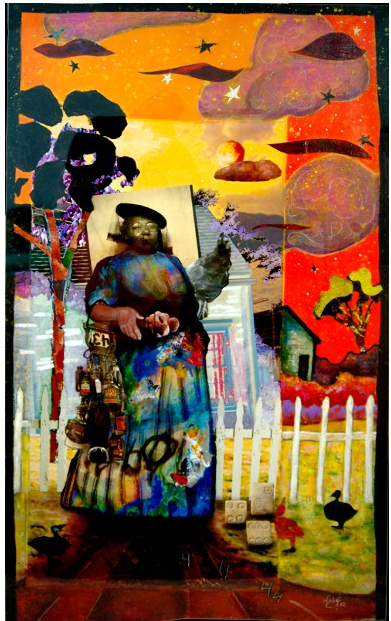 6 conjure woman: najee dorsey