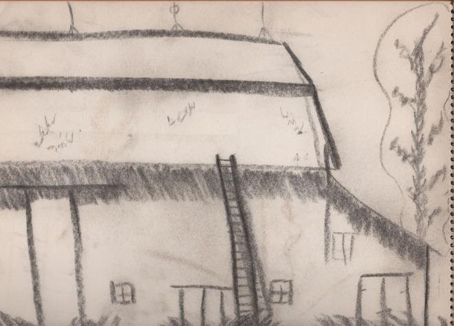 17. old plank barn #2