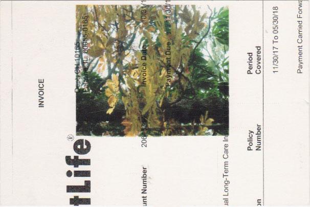 71. Sometimes a postcard.