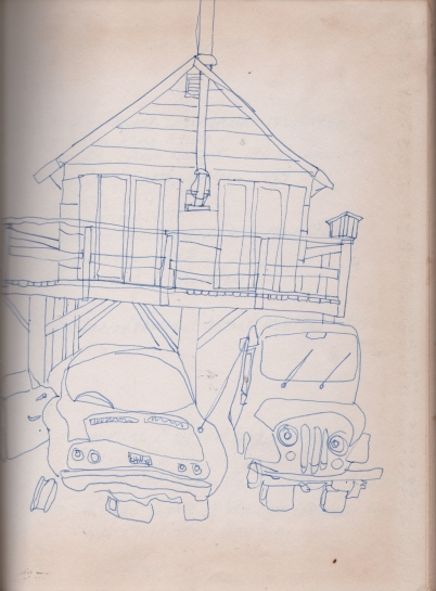 18. mississippi house and cars 1979