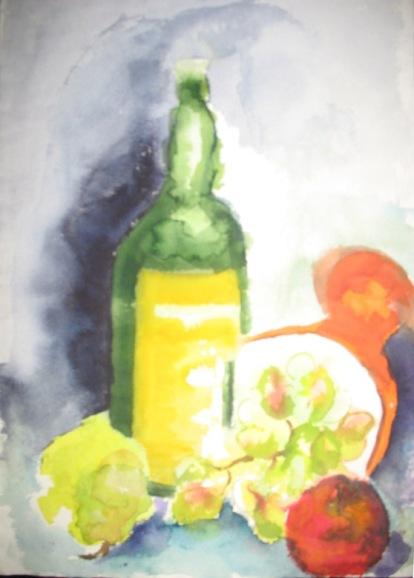 30. watercolorbottle