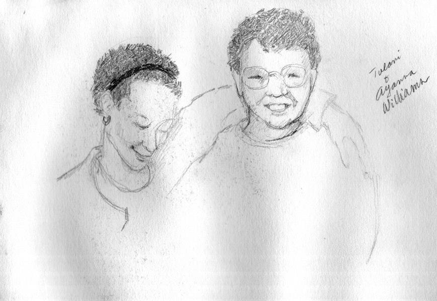 31. Tulani & Ayanna